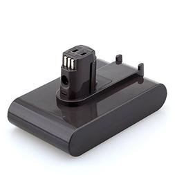 Flylinktech 2500mAh 22.2V DC44 Battery Replacement for Dyson