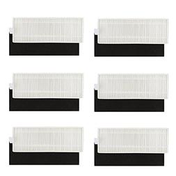 Filter Replacement Parts for Eufy 11+ 11 Plus Robovac Vacuum