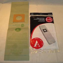 Genuine Hoover Type A Vacuum Cleaner Bags Style 4010001 4010