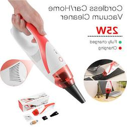 Handheld Mini Cordless Vacuum Cleaner B Rechargeable Portabl