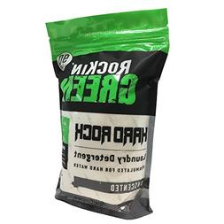 Rockin' Green Natural HE Powder Laundry Detergent for Hard W