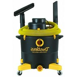 Dustless HEPA Wet/Dry Vacuum - D1606