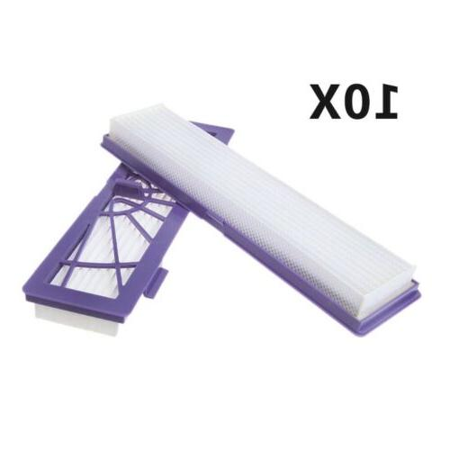10x hepa filters for neato botvac d3