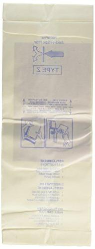 12 Hoover Allergy Vacuum Type Z Bags, Power Drive, Auto Driv