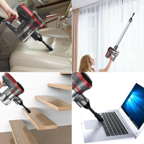 2-in-1 Stick Vacuum Cleaner 9000Pa Suction