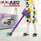 2-in-1 Cordless Vacuum Cleaner Handheld Bagless Clean Carpet