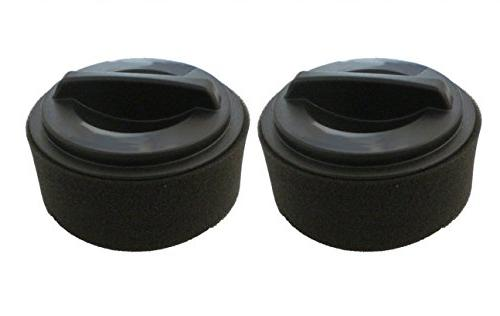 2 inner washable outer filter