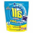 ALL 45851 ALL 24 pods Packet Fresh Scent Laundry Detergent,