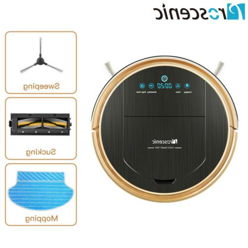 Proscenic Alexa Robot Vacuum Cleaner With Map Navigation