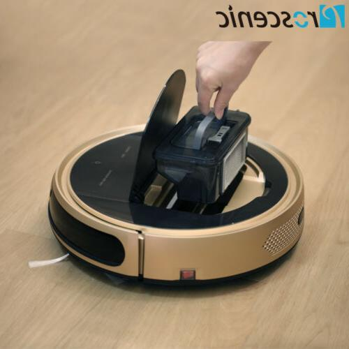 Proscenic 790T Alexa Robot Vacuum Cleaner Washing With 2D Map