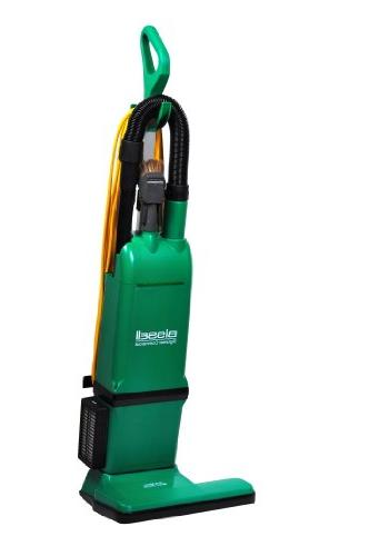 Bissell - Biggreen Commercial Upright Vacuum - Green