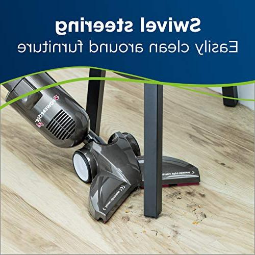 Bissell PowerEdge Hardwood Floor Stick Gray
