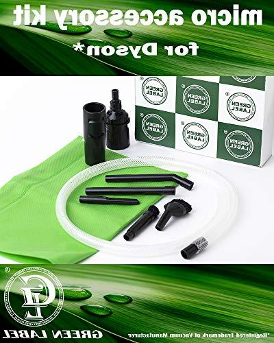 Green Label Accessory Kit Vacuum Cleaners