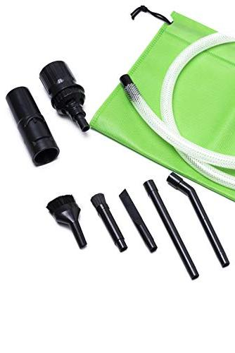 Green Label Micro Accessory Kit for Vacuum Cleaners