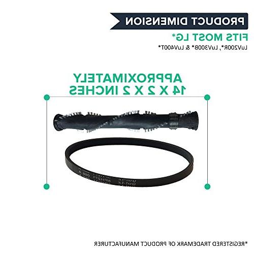 Think Replacement & Fits LuV200R, & LuV400T, Compatible AHR72909601, AHR72909602, MAS61843401 & MAS61842501