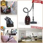 Electrolux Bagged Vacuum EL4015A Silent Performer Canister,