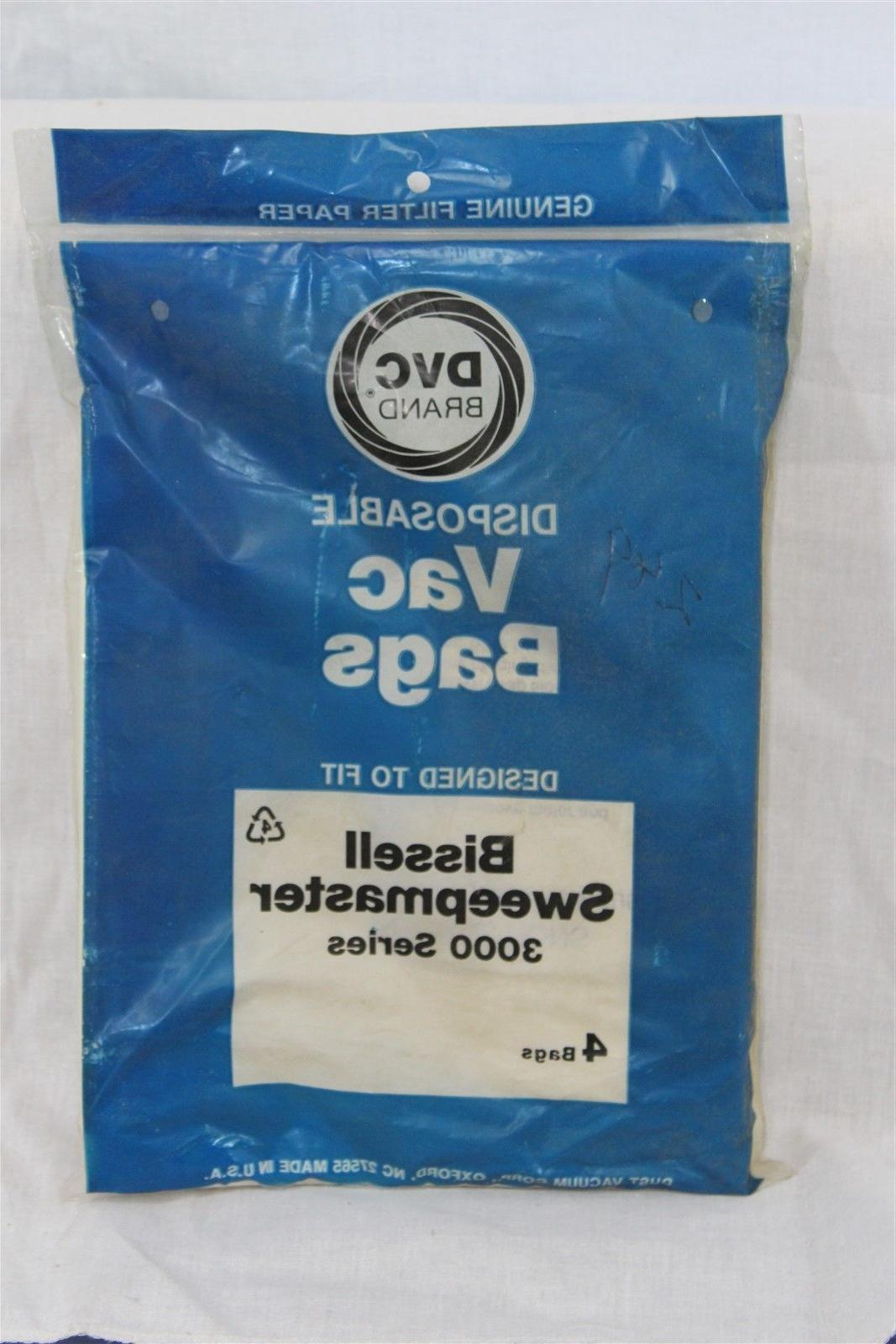 Bissell Sweepmaster Cleaner Bags Bags