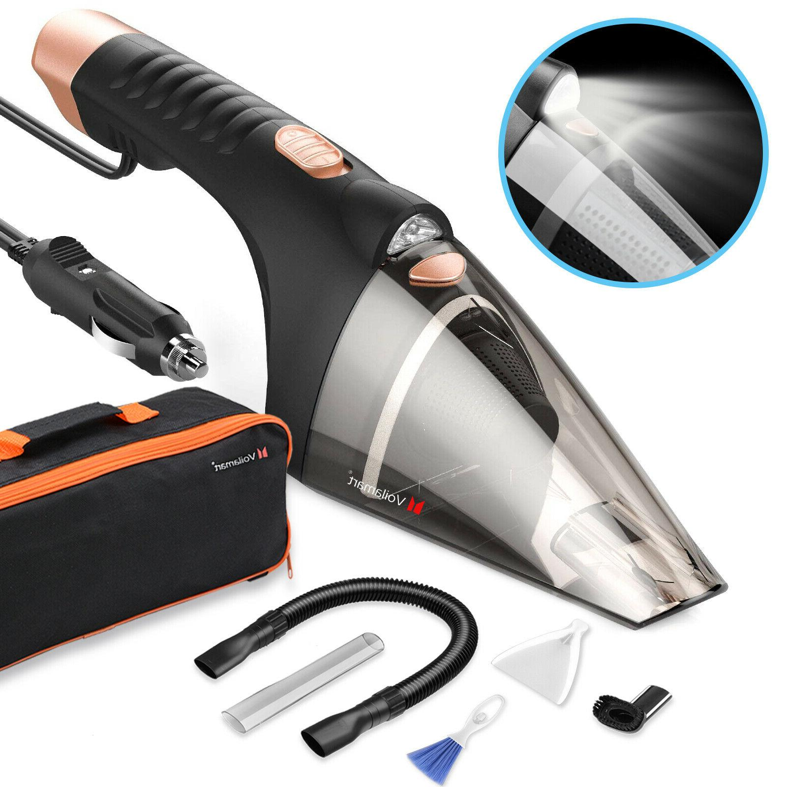 Car Vacuum Hand Held Dry Portable Duster