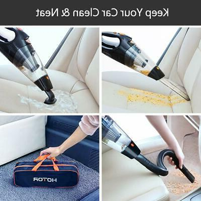 Car Vacuum HOTOR Car Power for Car Cleaning ...