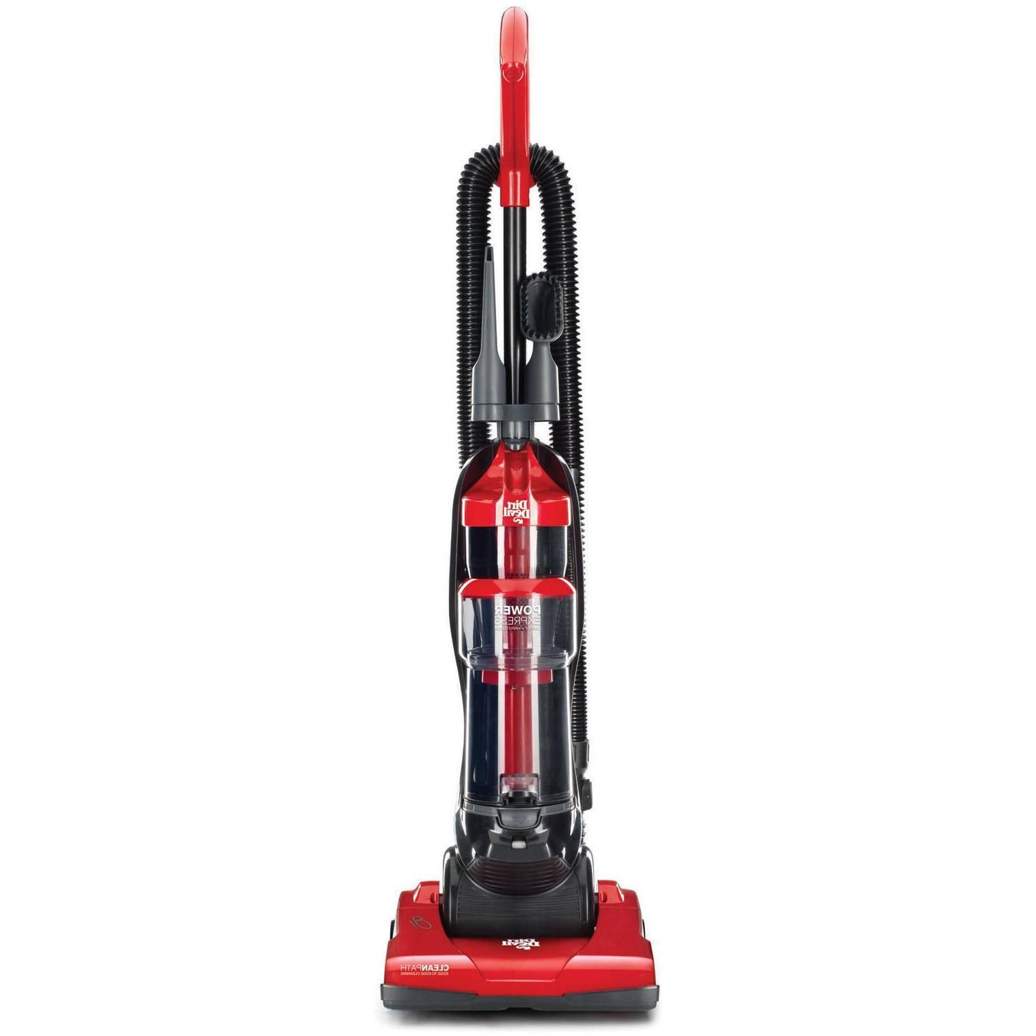 Upright Bagless Vacuum Floor Care Lightweight Home Cleaner H