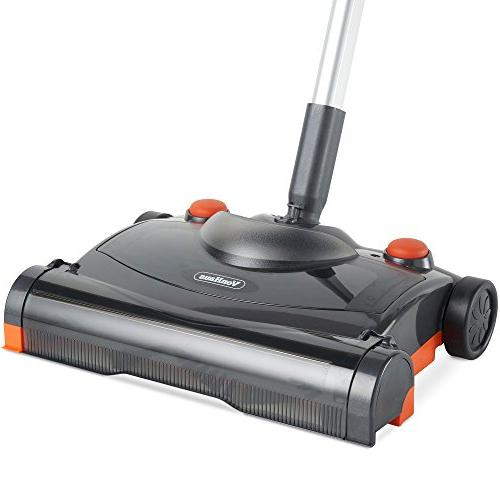 VonHaus Electric Sweeper Cordless/Wireless Brush Head – Upright Cleaner for and