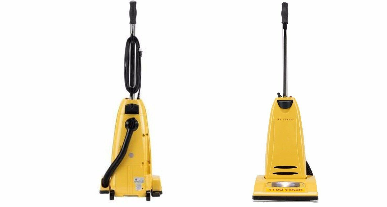 Carpet Pro Cpu-1 Heavy-Duty Household Upright Vacuum Cleaner