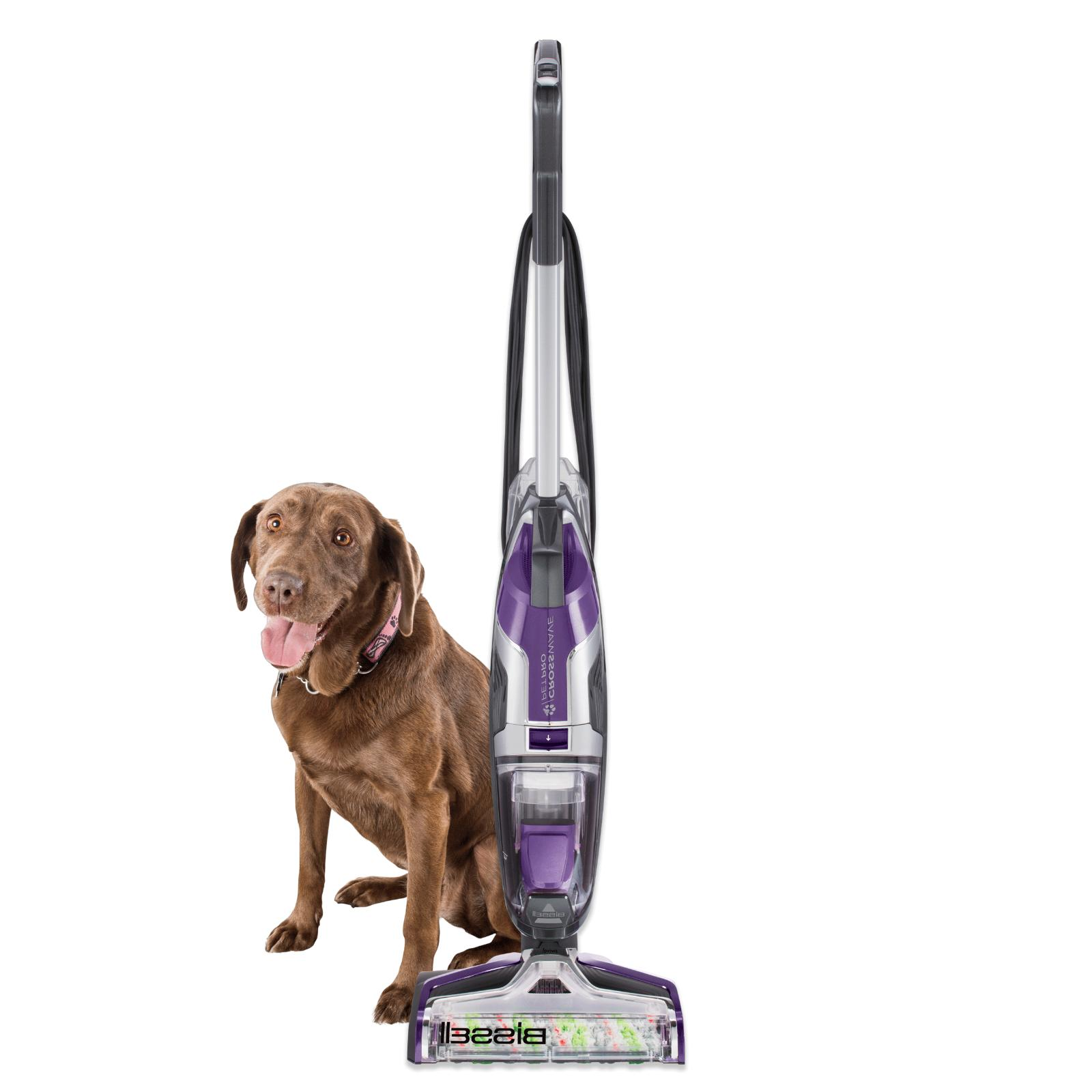 BISSELL CrossWave Purple Pet Pro All-in-One WetDry Vacuum Cl