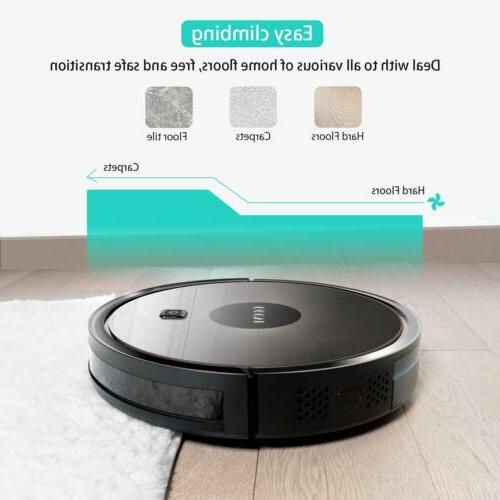 GOOVI D382 1600Pa WIFI APP Robotic Vacuum with the latest mapping technology
