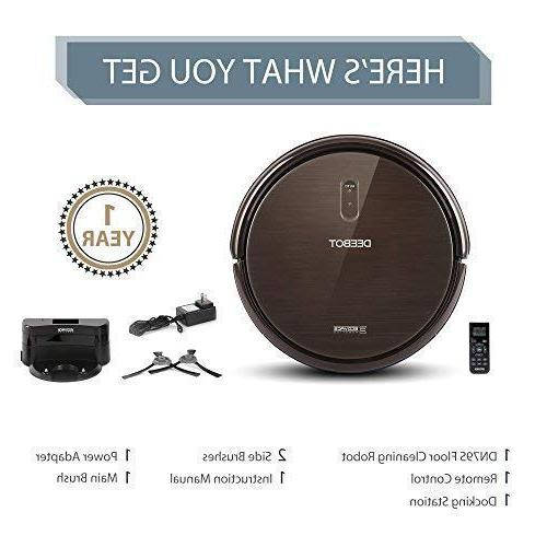 ECOVACS DEEBOT Max Suction