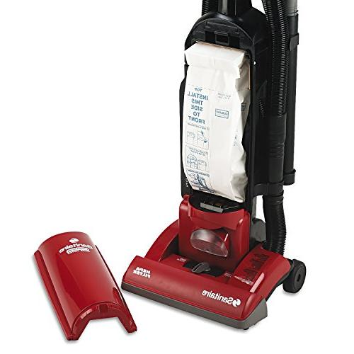 Electrolux EUKSC5713B Upright Vacuum- Washable 40ft. Cord- BK-RD