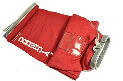 Sanitaire Cleaner Roll, Shake Bag, 3 Round Vacuum Belts
