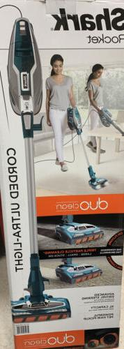 Shark Corded with DuoClean New Day Ship