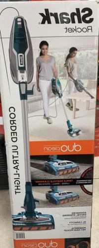 hv380 rocket complete corded vacuum with duoclean