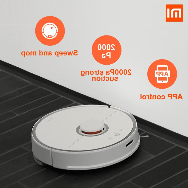 XIAOMI MIJIA Roborock S55 <font><b>Vacuum</b></font> Household Disinfection WIFI