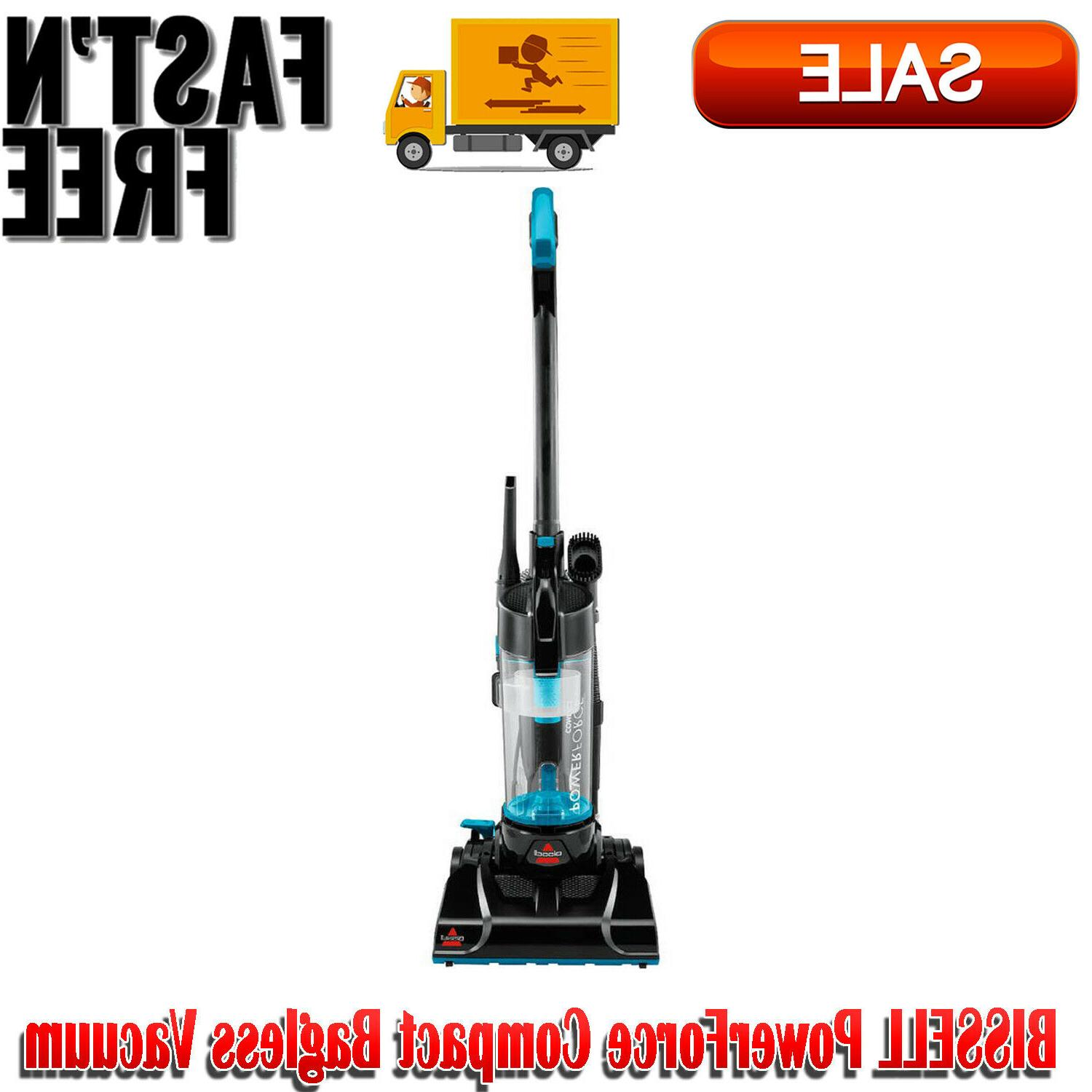 powerforce compact bagless vacuum multi surface cleaner