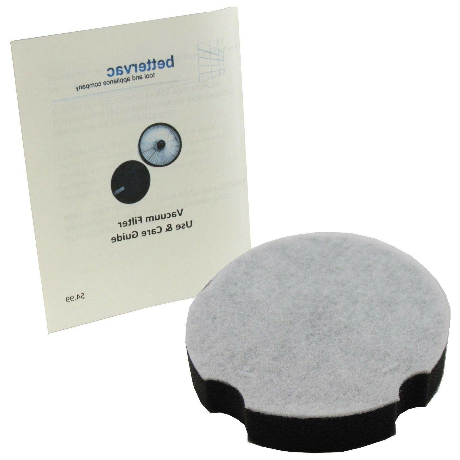 Bissell PowerForce Compact Lightweight Vacuum Filter #160489