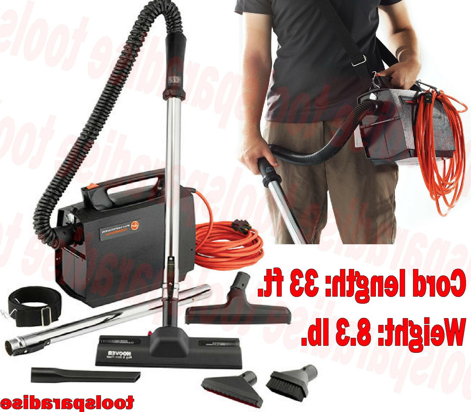 powerful hi tech electric canister vacuum cleaner