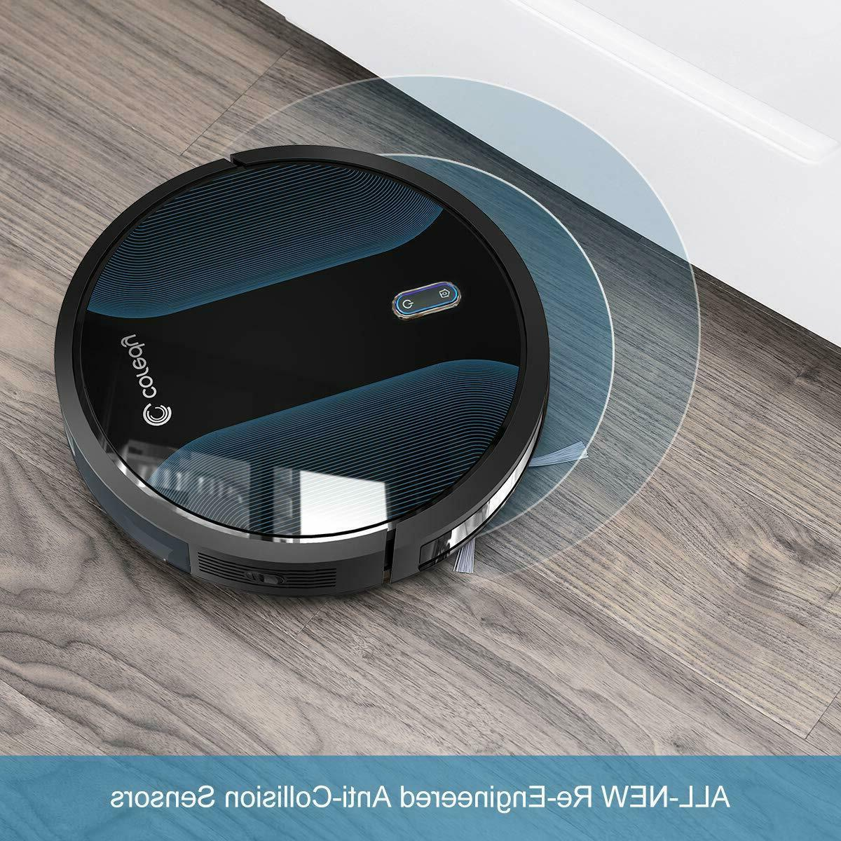 Coredy Robot Vacuum Cleaner R500+ All-New Upgraded Robotic