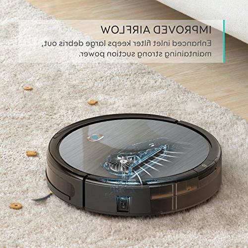eufy RoboVac Suction, Self-Charging Cleaner, Fur, to Medium-Pile