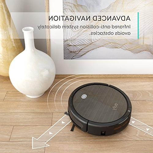 eufy RoboVac High Self-Charging Robotic Vacuum Cleaner, Pet, Cleans to Carpets