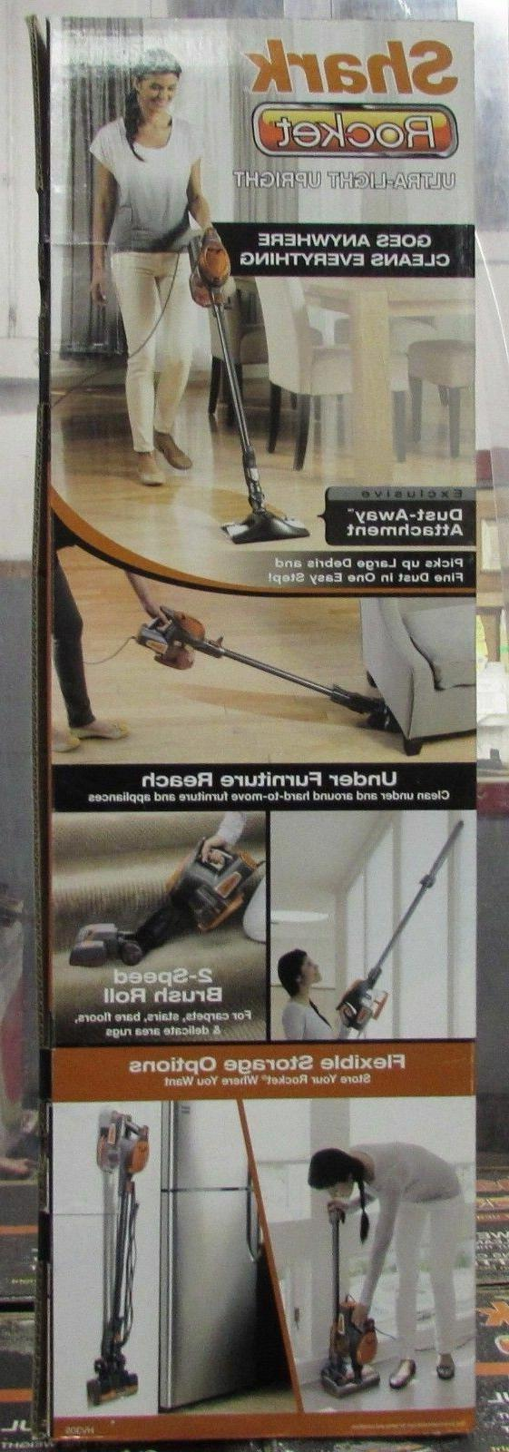 rocket hv305 multifloor upright vacuum