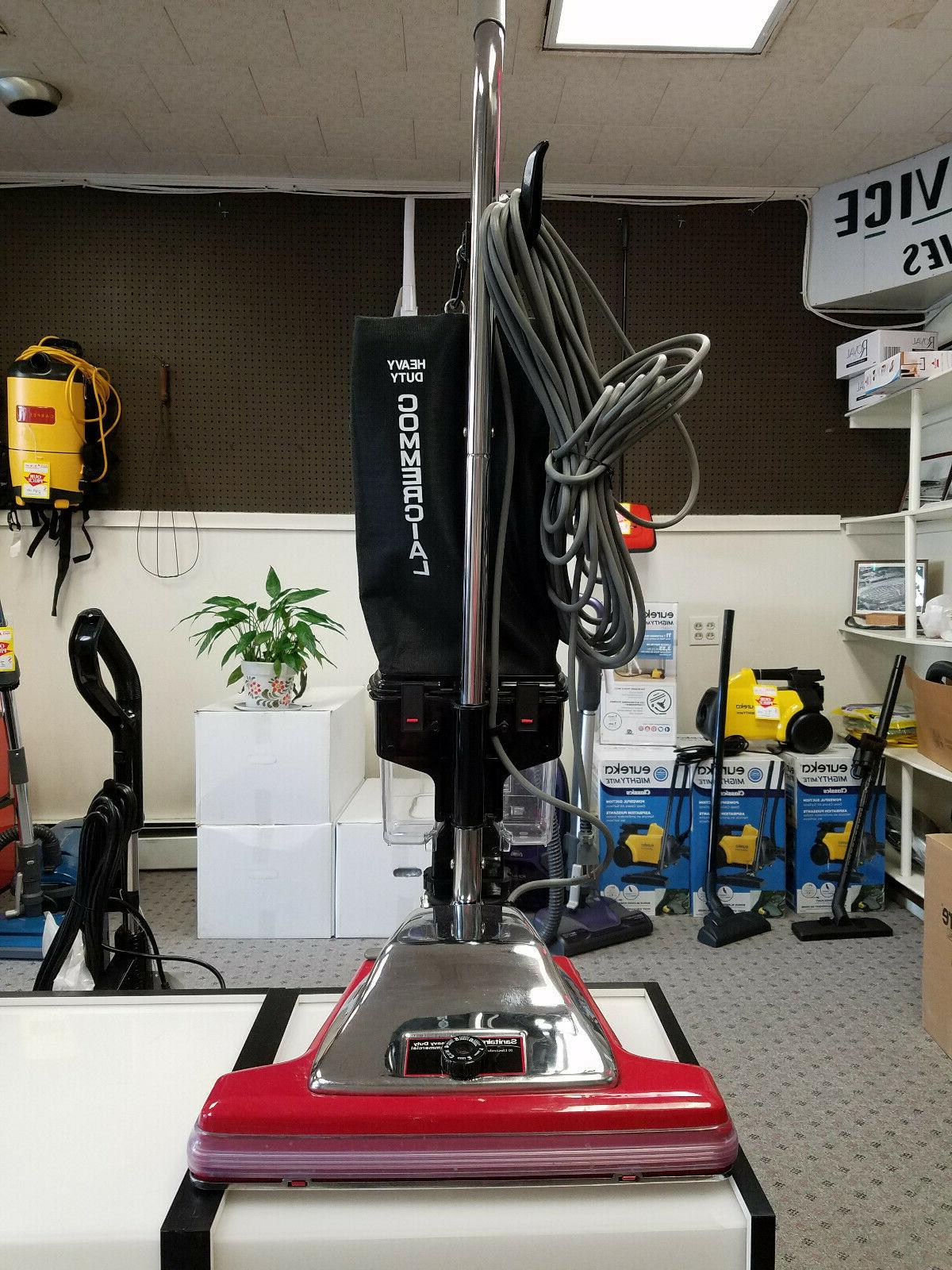 sc899 commercial wide vacuum cleaner upright dirt