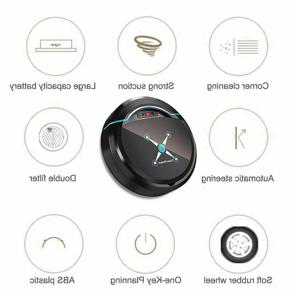 Self Navigated Smart Robot Cleaner Sweeper Clean
