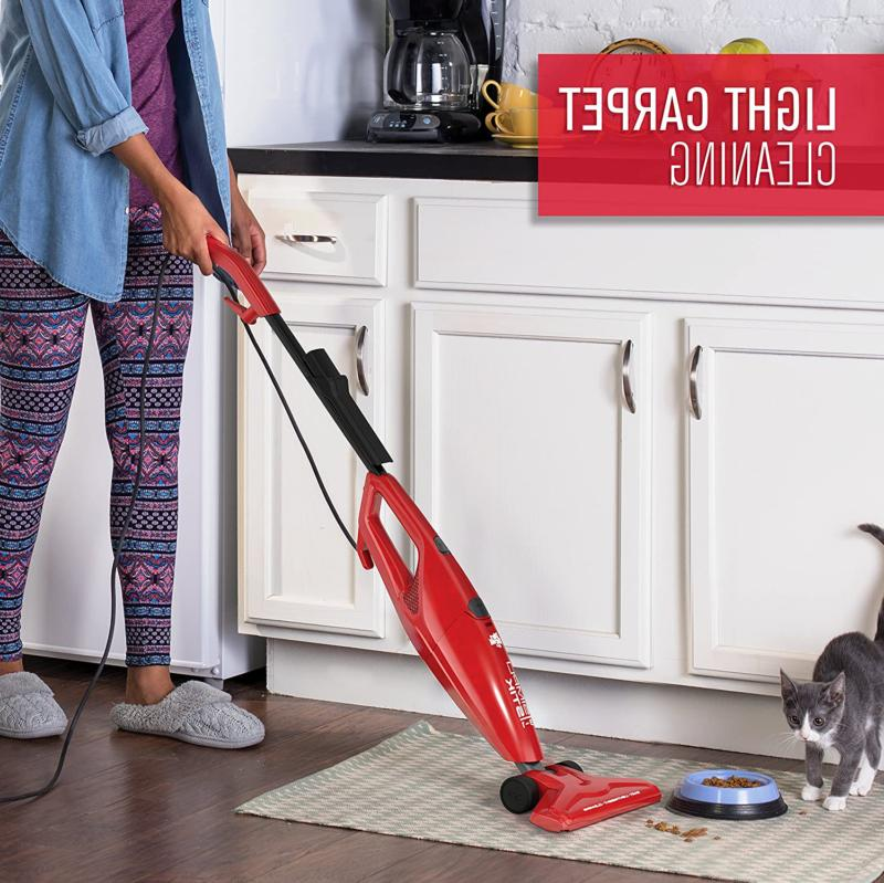Simpli-Stik Vacuum Cleaner, 3-in-1 Hand and Small, Lightweight,