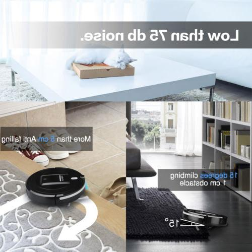 Eyugle Smart Vacuum Cleaner Automatic w/ Cleaning