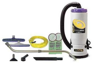 SUPER COACHVAC COMMERCIAL VACUUM WITH HEPA TOOLKIT, 1 EACH