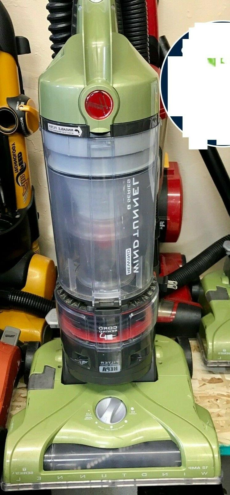 Hoover T Series Windtunnel Pet Rewind Bagless Corded Upright