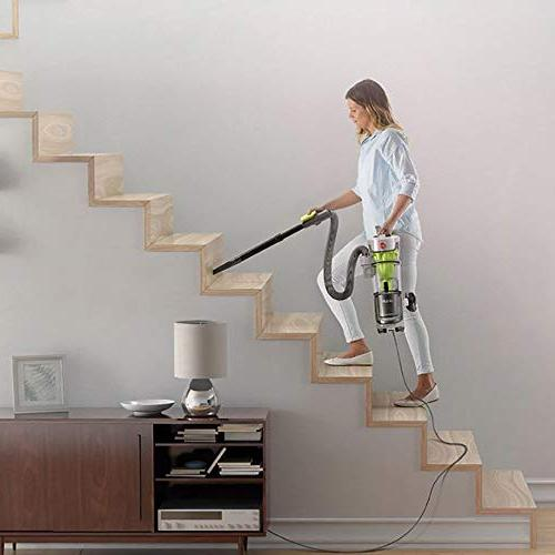 Hoover Lift Corded Bagless Upright Vacuum