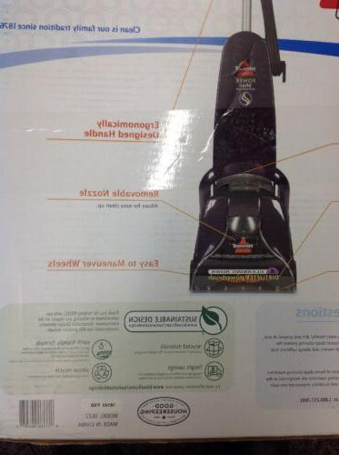 BISSELL: Upright Deep Cleaner **BRAND