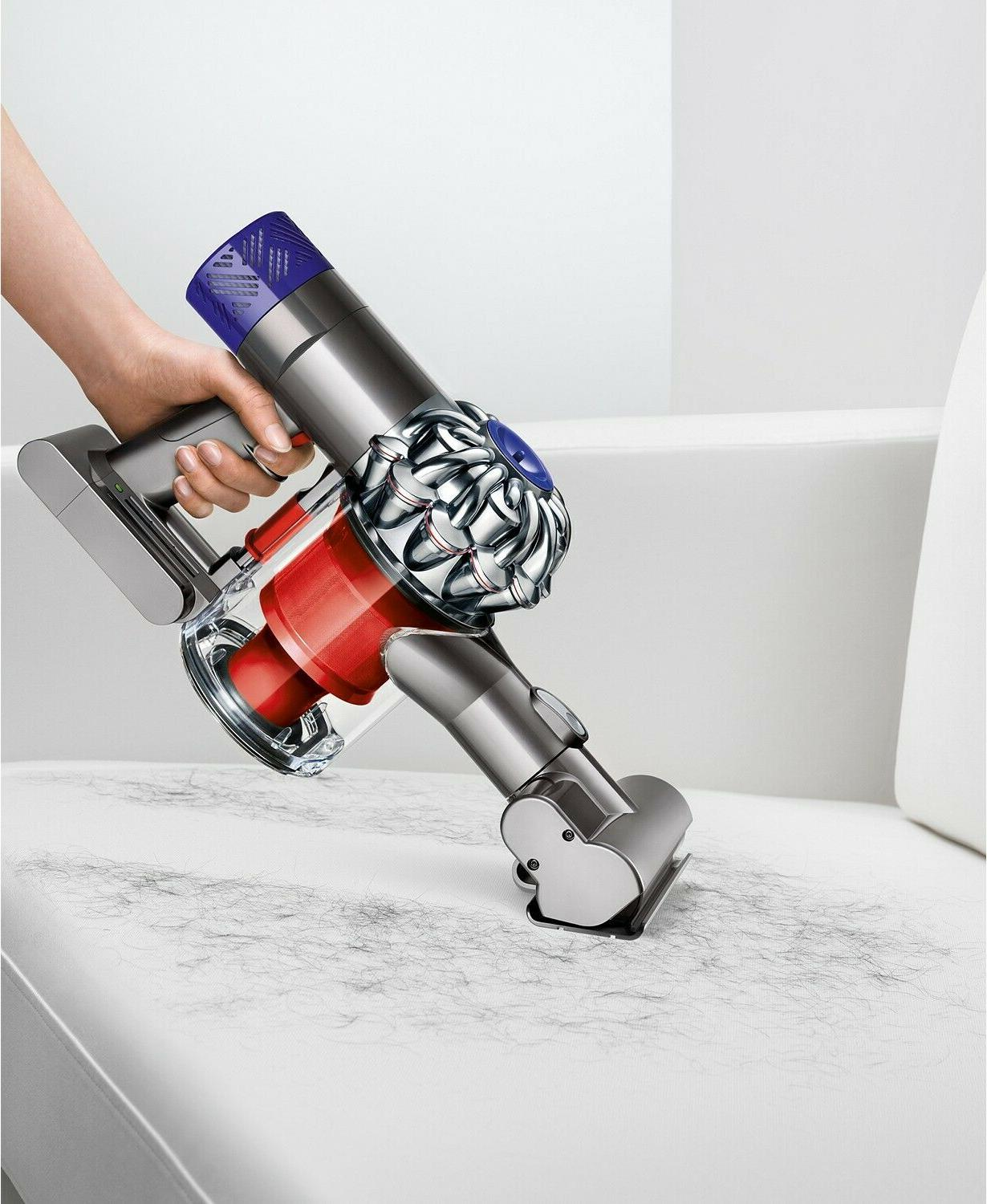Dyson Absolute Cordless Stick Vacuum Red Brand New Attachments